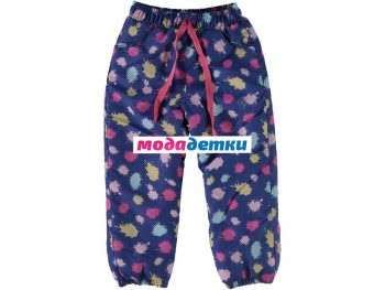 штаны тёплые (махра) 2-3-4-5 лет